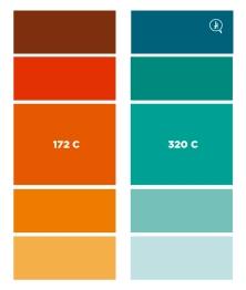 naranja-aqua-paleta